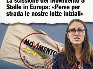 LA MIA INTERVISTA PER L'ESPRESSO SU INGRESSO NEI VERDI EUROPEI