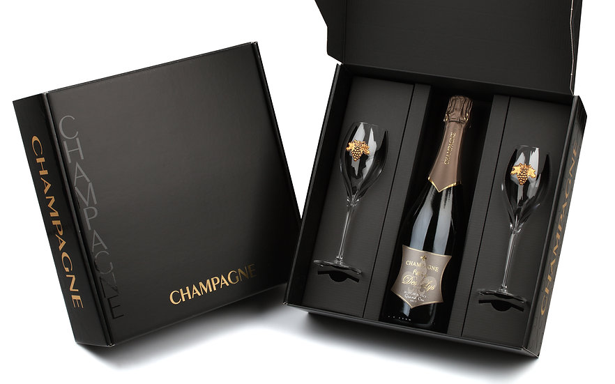 Coffret Blanc De Blancs Grand cru