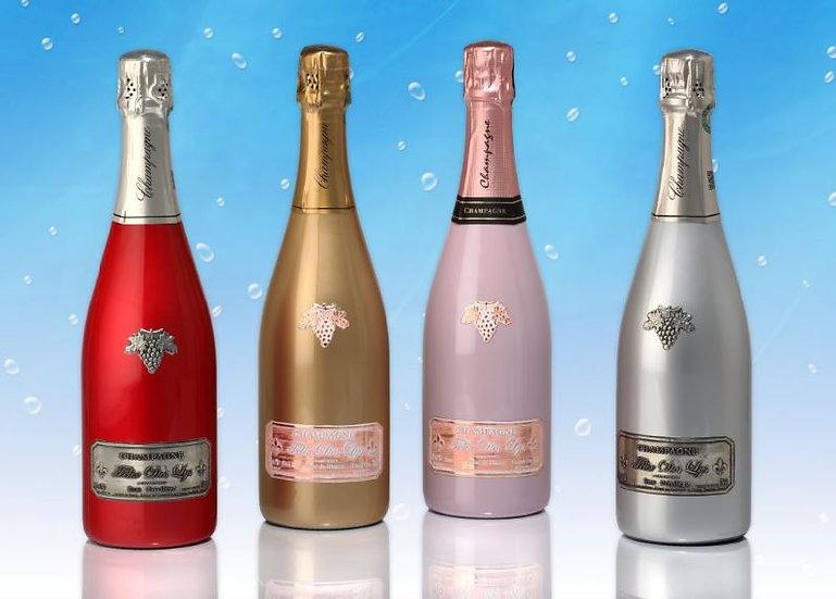 Champagne Brut Privilège  Sleeve
