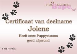 06 jolene puppy