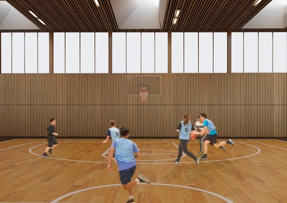 Daniel Mattioli Beacon Sports Complex