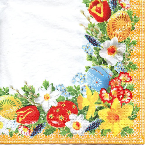 Napkins N679 Lunch size 33x33cm