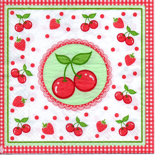 Napkins N046 Lunch size 33x33cm