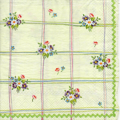 Napkins N301 Lunch size 33x33cm