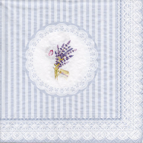 Napkins N123 Lunch size 33x33cm