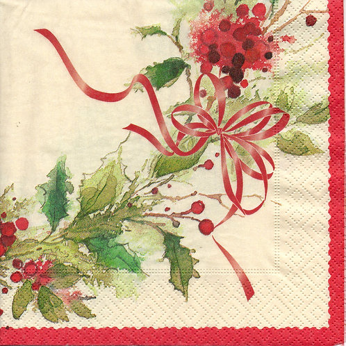 Napkins N399 Lunch size 33x33cm