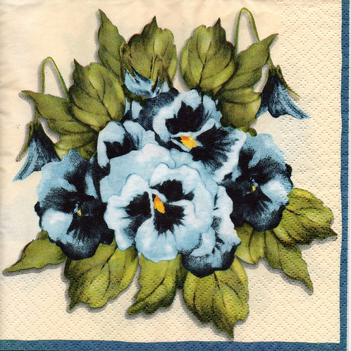 Napkins N147 Lunch size 33x33cm
