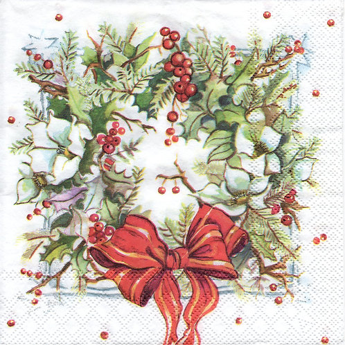 Napkins N402 Lunch size 33x33cm
