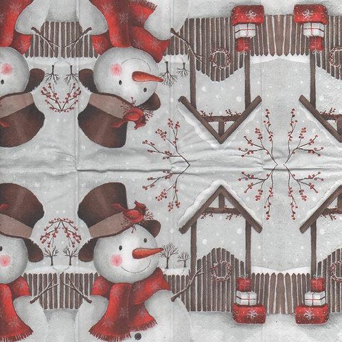 Handkerchief H010 size 21x21 cm