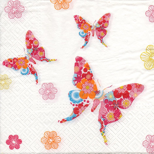 Napkins N279 Lunch size 33x33cm