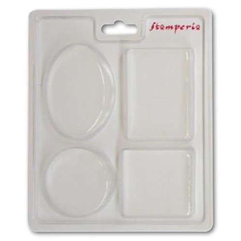 Stamperia Mould- geometric shapes