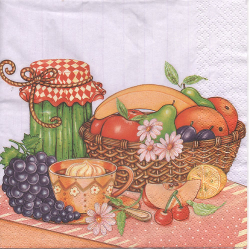 Napkins N842 Lunch size 33x33cm