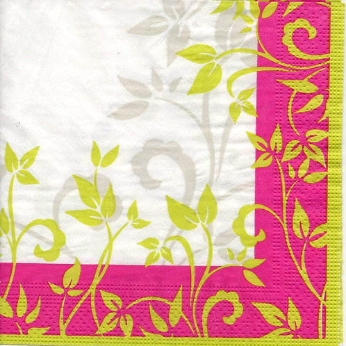 Napkins N305 Lunch size 33x33cm