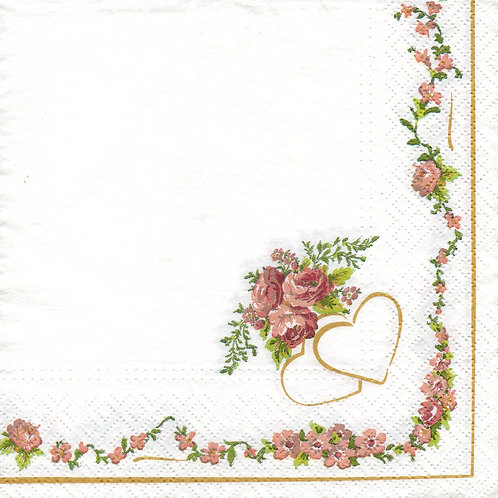 Napkins N567 Lunch size 33x33cm