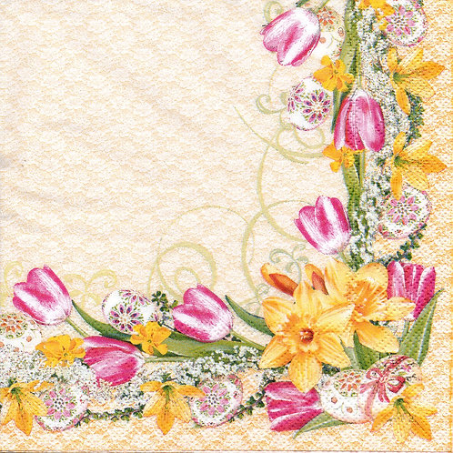 Napkins N696 Lunch size 33x33cm