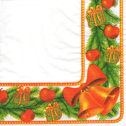 Napkins N408 Lunch size 33x33cm