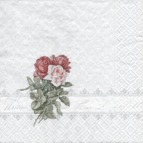 Napkins N865 Lunch size 33x33cm