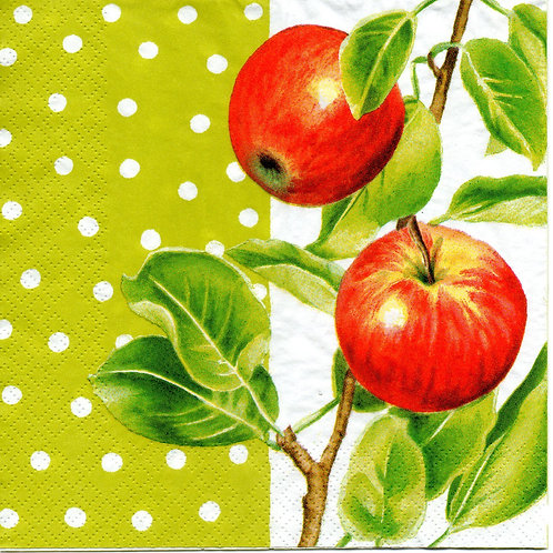 Napkins N821 Lunch size 33x33cm