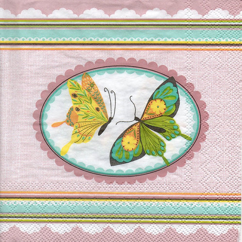 Napkins N274 Lunch size 33x33cm