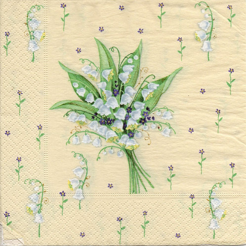 Napkins N167 Lunch size 33x33cm