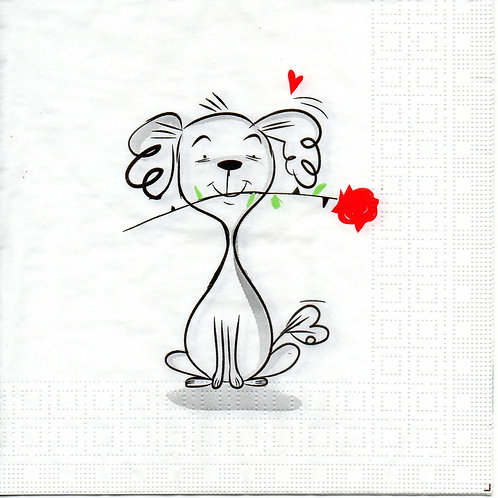 Napkins N760 Lunch size 33x33cm