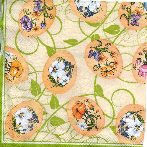 Napkins N672 Lunch size 33x33cm