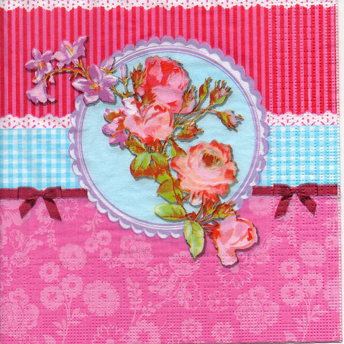 Napkins N204 Lunch size 33x33cm