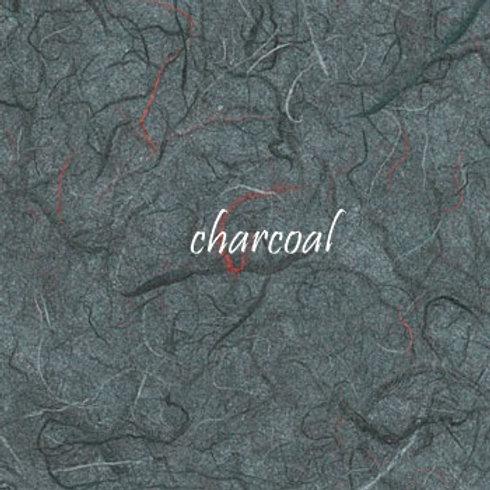 Charcoal Plain Mulberry (rice) paper 45x64cm