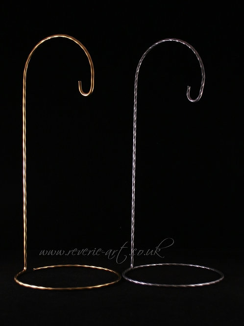 Metal stands - hook T3 gold