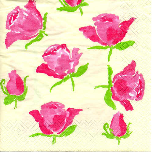 Napkins N795 Lunch size 33x33cm