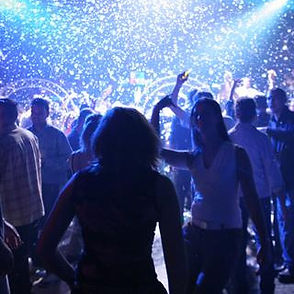 Snow Party -  Perth DJ, Photo Booth, Speaker & Lighting Hire