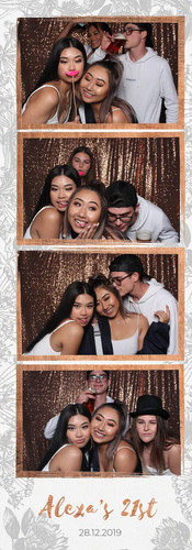 Tailored Photo Booths - Sample Designs