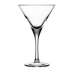 Perth Glass Hire - Pasabahce Martini Cocktail Glass 250ml