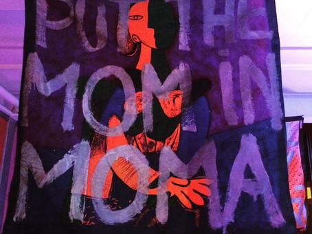 De moedernistische revolutie - over kunst en moederschap