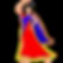 bhangra dancing girl emoji