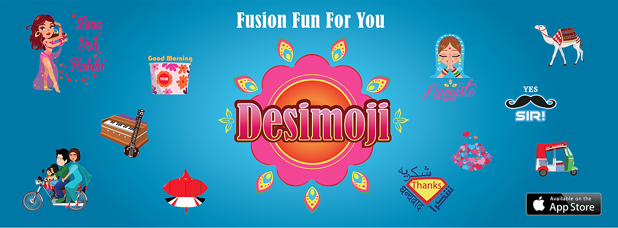 Desimoji App Fusion Fun For You
