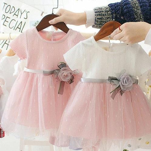 Edie Glitter Dress (baby)