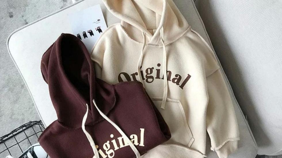 'original' hoodie