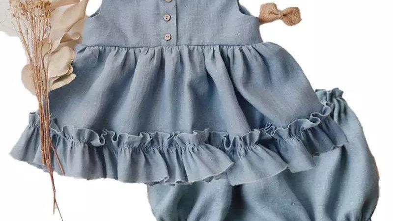 Lillie Linen Set