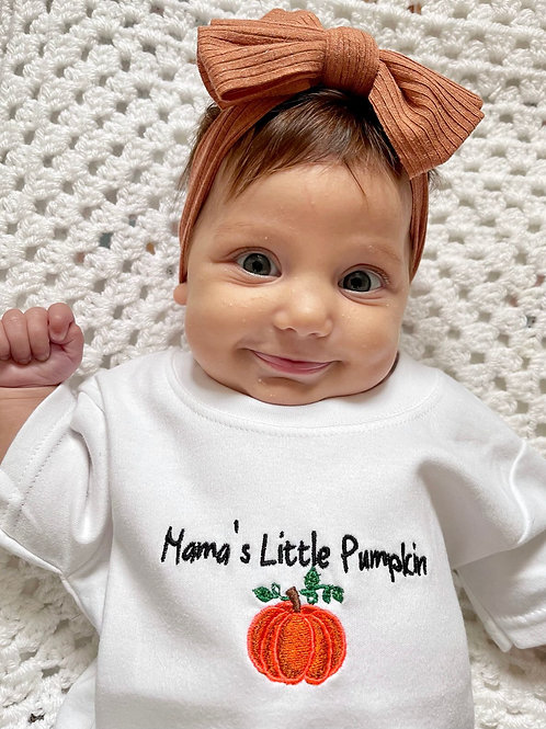 Pumpkin Slogan Tee