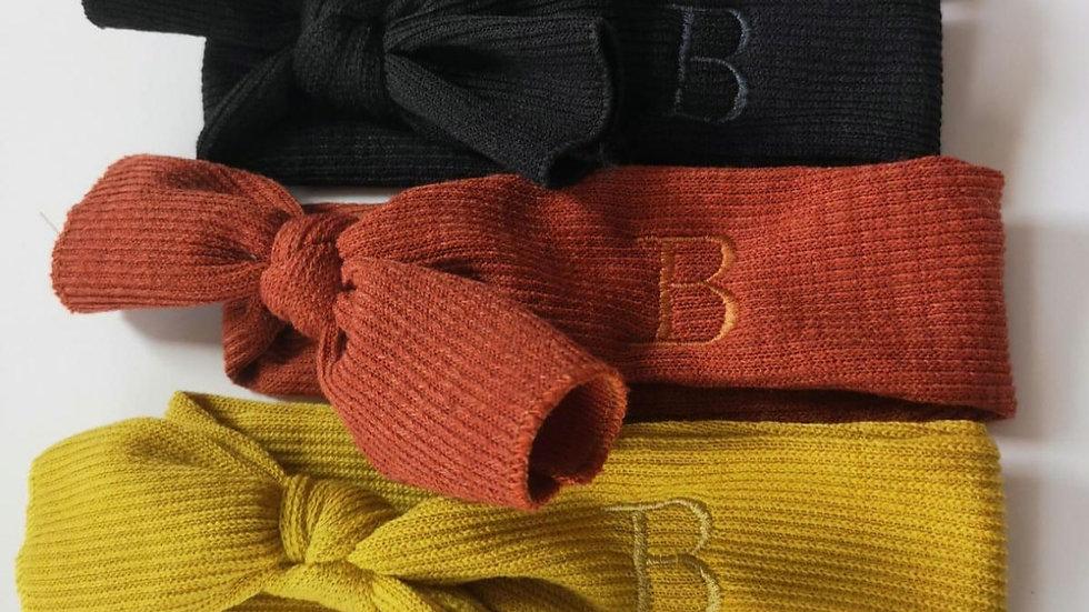 Soft knot Headbands