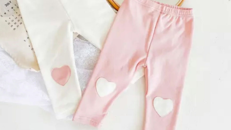 Lissy Heart Leggings