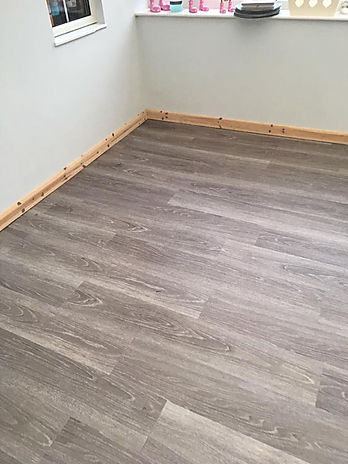 Luxury Vinyl Tiles (Polyflor), suppied and fitted by Lee's Flooring (Pocklington)