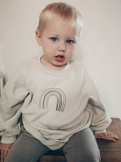 Oversized Raine & Beau Sweatshirt (personalisable)
