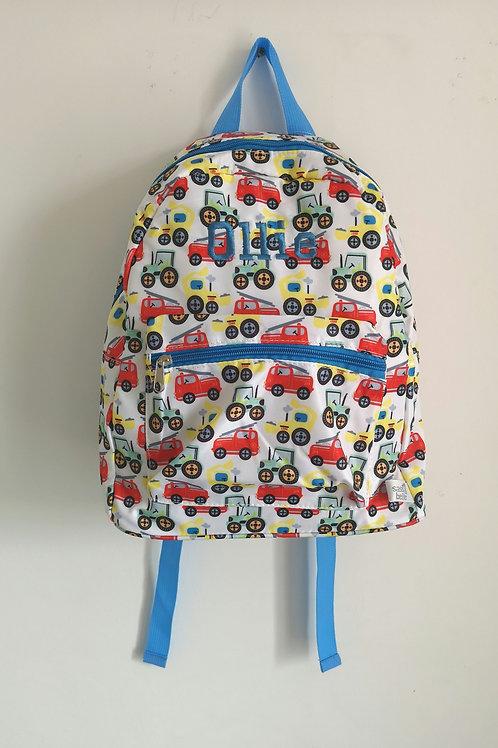 Personalised Transport Backpack