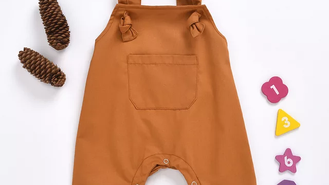 Chester Short Dungarees