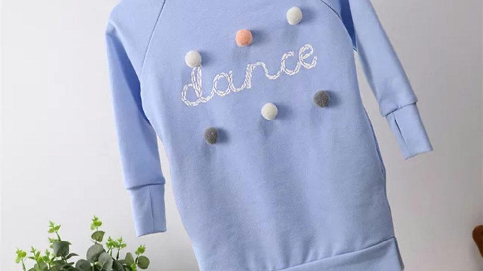 Darcie Dance Sweater-dress