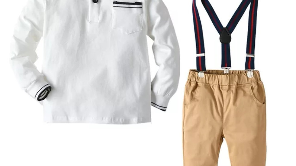 Chester Braces + Chino Set