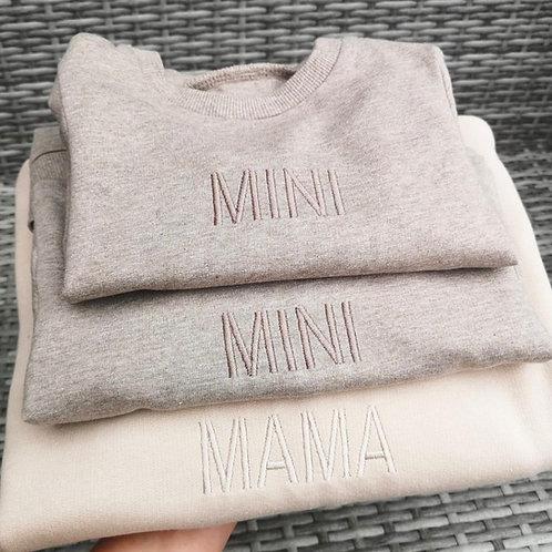 MAMA Oversized Sweater
