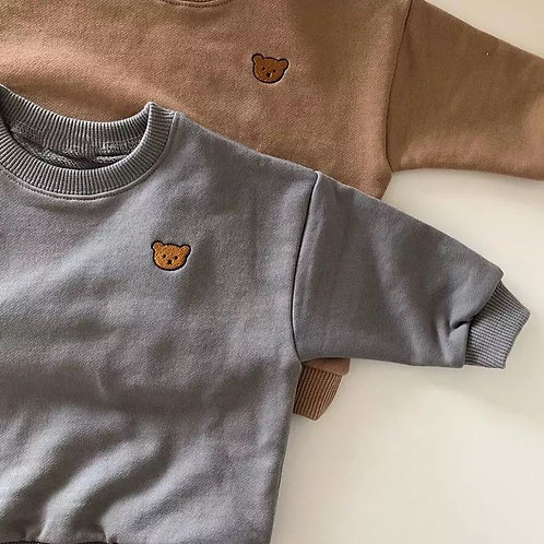 Ember Bear Sweater